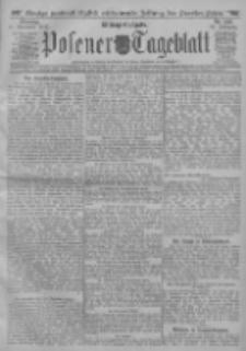 Posener Tageblatt 1911.11.21 Jg.50 Nr548