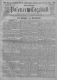 Posener Tageblatt 1911.11.23 Jg.50 Nr550