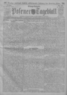 Posener Tageblatt 1911.11.24 Jg.50 Nr552