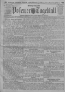 Posener Tageblatt 1911.11.25 Jg.50 Nr554
