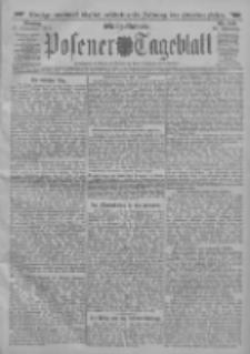 Posener Tageblatt 1911.11.27 Jg.50 Nr556