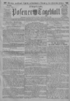 Posener Tageblatt 1911.12.01 Jg.50 Nr564