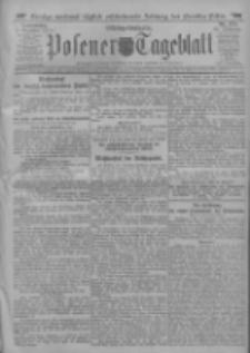 Posener Tageblatt 1911.12.07 Jg.50 Nr574