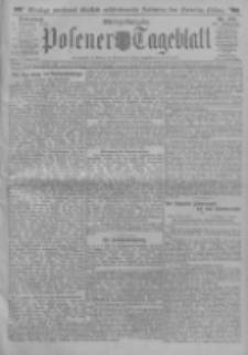 Posener Tageblatt 1911.12.09 Jg.50 Nr578