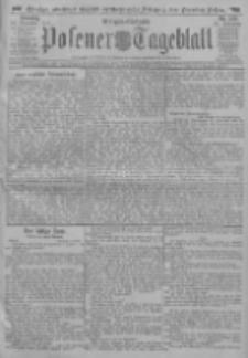 Posener Tageblatt 1911.12.10 Jg.50 Nr579