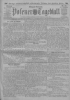 Posener Tageblatt 1911.12.12 Jg.50 Nr581