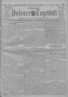 Posener Tageblatt 1911.12.14 Jg.50 Nr586