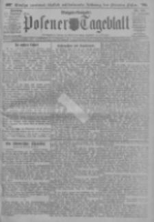 Posener Tageblatt 1911.12.17 Jg.50 Nr591