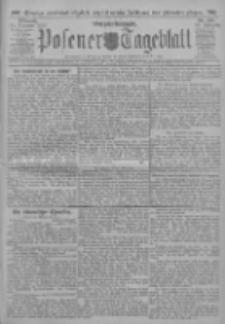 Posener Tageblatt 1911.12.20 Jg.50 Nr595