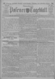 Posener Tageblatt 1911.12.20 Jg.50 Nr596
