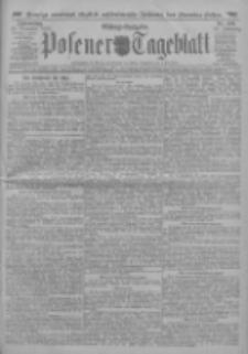 Posener Tageblatt 1911.12.21 Jg.50 Nr598