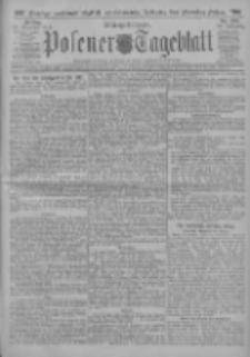 Posener Tageblatt 1911.12.22 Jg.50 Nr600