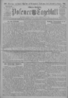 Posener Tageblatt 1911.12.23 Jg.50 Nr601