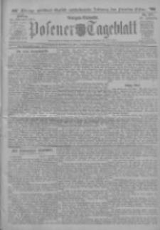 Posener Tageblatt 1911.12.29 Jg.50 Nr607