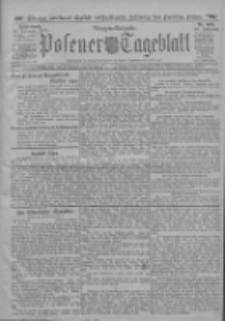 Posener Tageblatt 1911.12.30 Jg.50 Nr609