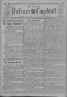 Posener Tageblatt 1911.12.31 Jg.50 Nr611