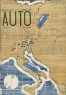 ATS Auto i Technika Samochodowa: organ Automobilklubu Polski oraz Klubów Afiliowanych: organe officiel de l'AutomobilKlub Polski et des clubs affiliés 1938 luty R.17 Nr2