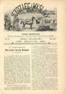 Jeździec i Myśliwy 1904 Nr22