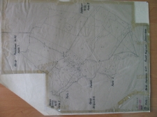 Placówka wychowawcza w Antoniewie. Mapa Jagniewic