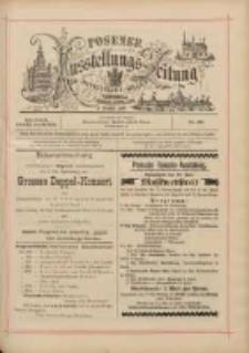 Posener Ausstellungs-Zeitung: Offizielles Organ der Provinzial-Gewerbe-Ausstellung 1895.06.26 Nr32