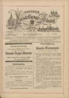 Posener Ausstellungs-Zeitung: Offizielles Organ der Provinzial-Gewerbe-Ausstellung 1895.06.28 Nr34