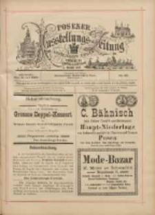 Posener Ausstellungs-Zeitung: Offizielles Organ der Provinzial-Gewerbe-Ausstellung 1895.07.10 Nr46