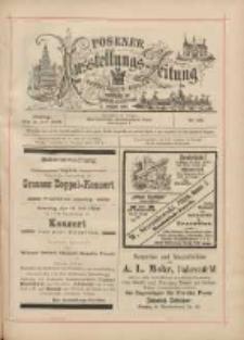 Posener Ausstellungs-Zeitung: Offizielles Organ der Provinzial-Gewerbe-Ausstellung 1895.07.12 Nr48