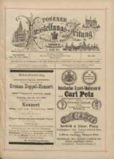 Posener Ausstellungs-Zeitung: Offizielles Organ der Provinzial-Gewerbe-Ausstellung 1895.07.13 Nr49