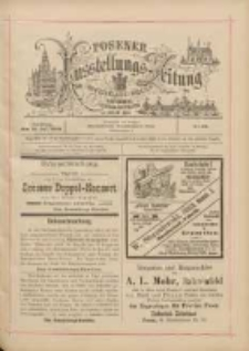 Posener Ausstellungs-Zeitung: Offizielles Organ der Provinzial-Gewerbe-Ausstellung 1895.07.16 Nr52