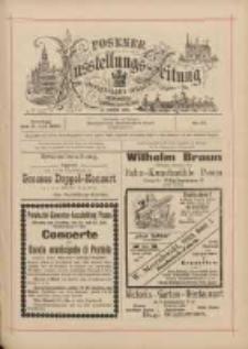 Posener Ausstellungs-Zeitung: Offizielles Organ der Provinzial-Gewerbe-Ausstellung 1895.07.21 Nr57