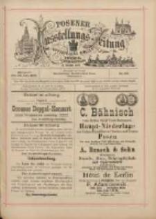 Posener Ausstellungs-Zeitung: Offizielles Organ der Provinzial-Gewerbe-Ausstellung 1895.07.24 Nr60