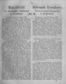 Amtsblatt der Königlichen Preussischen Regierung zu Bromberg. 1865.01.20 No.3