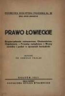 Prawo łowieckie