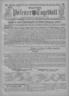 Posener Tageblatt 1912.04.12 Jg.51 Nr170