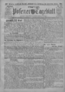 Posener Tageblatt 1912.04.20 Jg.51 Nr184