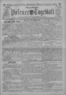 Posener Tageblatt 1912.04.21 Jg.51 Nr186