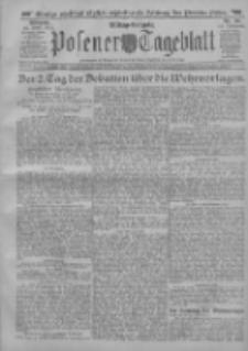Posener Tageblatt 1912.04.24 Jg.51 Nr191