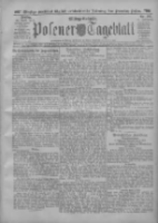 Posener Tageblatt 1912.04.26 Jg.51 Nr195