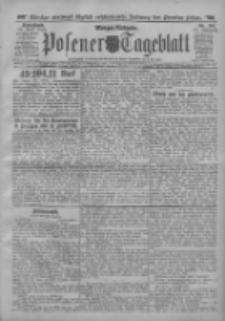 Posener Tageblatt 1912.04.27 Jg.51 Nr196