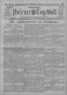 Posener Tageblatt 1912.04.27 Jg.51 Nr197