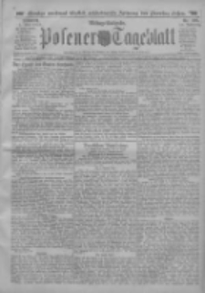 Posener Tageblatt 1912.05.01 Jg.51 Nr203