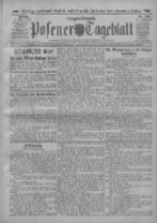 Posener Tageblatt 1912.05.03 Jg.51 Nr206