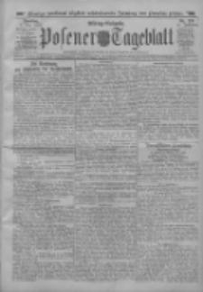 Posener Tageblatt 1912.05.07 Jg.51 Nr213