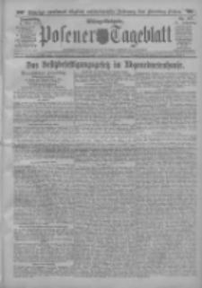 Posener Tageblatt 1912.05.09 Jg.51 Nr216