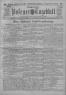 Posener Tageblatt 1912.05.10 Jg.51 Nr219