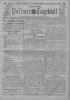 Posener Tageblatt 1912.05.12 Jg.51 Nr222