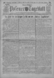 Posener Tageblatt 1912.05.14 Jg.51 Nr224