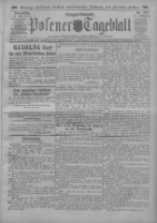 Posener Tageblatt 1912.05.16 Jg.51 Nr228