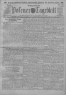 Posener Tageblatt 1912.05.20 Jg.51 Nr233