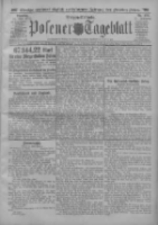 Posener Tageblatt 1912.05.21 Jg.51 Nr234